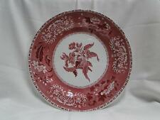 """Copeland Spode's Camilla Red, Pink, Floral: Dinner Plate (s), 10 3/8"""""""