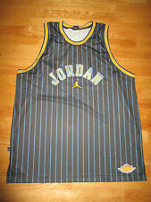 Air Jordan CARMELO ANTHONY No. 15 DENVER NUGGETS (2XL) Jersey MICHAEL JORDAN