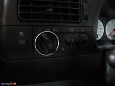 VW Golf 3 III Vento 3 III Aluring Alu Lichtschalter R-LINE GTI VR6 CABRIO