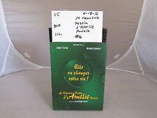 Le Fabuleux Destin D'Amelie Poulain DVD-Un film de Jean-Pierre Jeunet   #0418