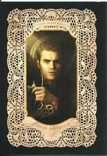 Vampire Diaries Temporada 4 portaits Chase Card T2 Stefan Salvatore