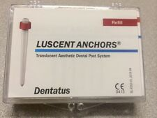 Dental Dentatus Luscent Anchors Post refill pack, small  15 ct LUC-S15