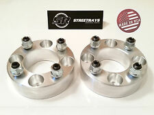 "[SR] 2 Piece 1.5"" Thick 4x4 to 4x4 Wheel Spacers EZ Go Golf Carts Club Cars"