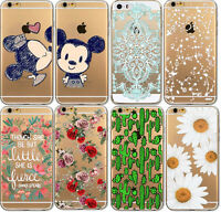 """New Beautiful Popular Pattern Hard Back Case Cover for iPhone 5 5S SE 5C 6 4.7"""""""