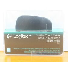 Genuine New Logitech T630 ultrathin touch mouse BLACK - Designed for Ultrabooks