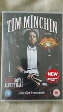 TIM MINCHIN AND THE HERITAGE ORCHESTRA LIVE AT THE ROYAL ALBERT HALL DVD SEALED