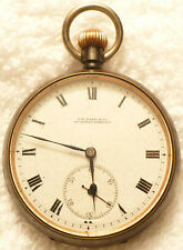 ANTIQUE B.W. FASE & CO POCKET WATCH MOVEMENT INVAR