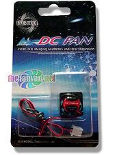 Evercool 17mm x 8mm 5v Fan EC1708M05E 2 Pin/Wire Nano Fan Retail Packaged