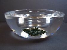 Shannon crystal lead crystal votive tea light candle holder
