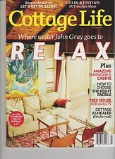 COTTAGE LIFE MAGAZINE JULY 2014.