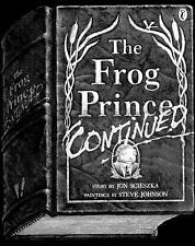 The Frog Prince, Continued (Picture Puffin) Scieszka, Jon Paperback