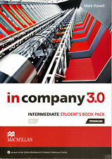 In Company 3.0 Intermediate Premium Student's Book Pack with Online Access @NEW@