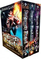 Skulduggery Pleasant Series 1 Collection Derek Landy 3 Books Box Set (Book 1-3)