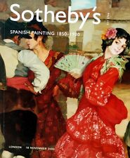 SOTHEBY´S - SPANISH PAINTING 1850-1930