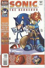 ARCHIE COMICS SONIC THE HEDGEHOG #121 SEGA! NM