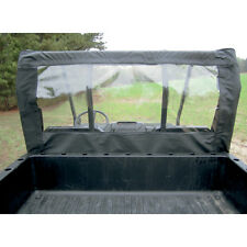 POLARIS RANGER 400 500 EV MIDSIZE REAR WINDSHIELD ENCLOSURE WINDOW DUST STOPPER