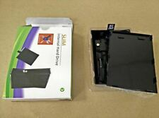 NEW 250GB Hard Disk Drive HDD Caddy Case Shell Plastic Cover Xbox 360 Slim USA