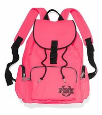 Brand New Pink by Victoria's Secret Backpack, Neon Hot Pink
