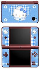 SKIN STICKER AUTOCOLLANT DECO POUR NINTENDO DSI XL REF 11 KITTY