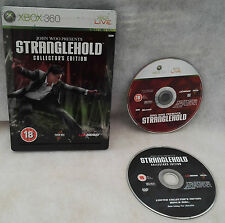 Stranglehold (Collectors Edition, Steel book) (Microsoft Xbox 360, 2007)