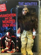 """Distinctive Dummies Frankenstein and the Monster From Hell 8"""" Figure"""