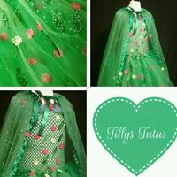 Frozen fever inspired tulle tutu dress,fairytale,fancy dress,elsa,frozen.
