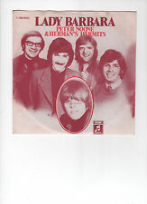 Peter Noone & Herman`s Hermits - Lady Barbara - 7 Single