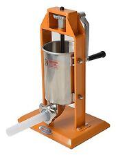 Hakka Sausage Stuffer Vertical Stainless Steel 3L/7LB 5-7 Pound Meat FillerST-V3