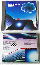 Alan Parsons Project - Best Of .83 Arista CD No Barcode