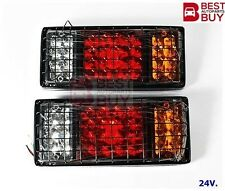 REAR TAIL LIGHT LAMP UNIVERSAL 24V. LED FIT ISUZU ELF NPR NKR NHR NLR TRUCK