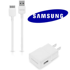 OEM 2.0Amp Adaptive Samsung Galaxy S5 Note 3 Wall Charger + 3.0 USB Cable 5FT