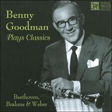 Benny Goodman Plays Classics by Benny Goodman - Disc Only No Case