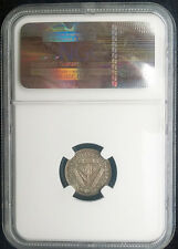 South Africa 1952 3 Pence 3P 3D Proof PF65 - High Grade NGC