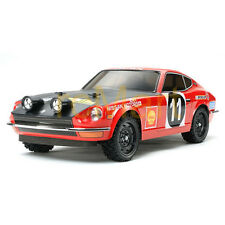 Tamiya Datsun 240Z Rally Body DF-03 Ra TT-01 190mm 1:10 RC Cars Touring #51407