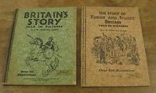 Vintage Britain's Story & The Story of Tudor and Stuart Britain Told in Pictures