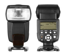 Pro SL565-N i-TTL DSLR camera flash for Nikon D7200 D5500 D810 P900 P610 light