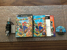 Mario Party 7 (Nintendo Game Cube) with the Case + Manual + Microphone