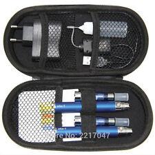 Kit doppio sigaretta elettronica EGO-T 1100mAh electronic cigarette BLU