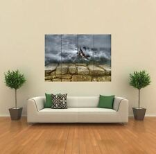 HAWK LANDSCAPE BIRD NEW GIANT POSTER WALL ART PRINT PICTURE G363