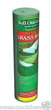 Roll Out Grass Instant Growing Medium Lawn Landscaping Bare Spots Seed Mix Blue