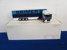 Eligor DAF XF Grimers Truck and Tautliner Search Impex 1/43 Scale