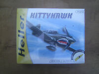 1/72 scale Heller models WWII American Kittyhawk   Model Kit
