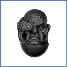 Space Marine Sternguard Veteran Head (G)