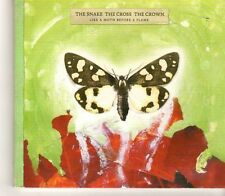 (GC364) The Snake The Cross The Crown, Like A Moth Before A Flame EP - 2003 CD