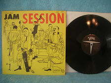 Norman Granz' Jam Session #1, Verve Records 10-5604, Ray Brown, Barney Kessel...