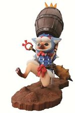 UT Banpresto Monster Hunter Airou Collection Card stand Figure 1 Japan