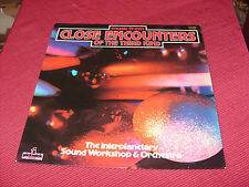 Interplanetary Sound Workshop & Orchestra  Music From Close Encounters LP