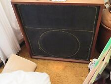 """Vintage Altec Lansing  Valencia 846B  """"Voice of the Theatre"""" Speakers Local PKUP"""