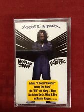 Wyclef The Ecleftic 2 sides to a book Cassette Tape Album New Sealed