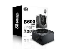 COOLER MASTER B600 Ver.2 600W 80 PLUS 230V EU Certified Power Supply GAMING SMPS